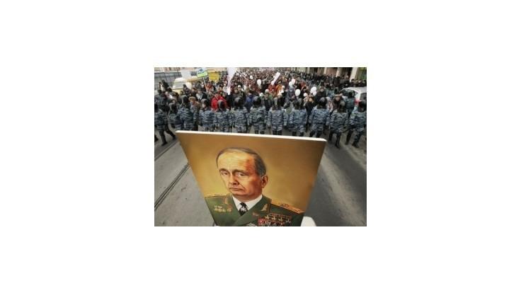 Ruská Národná garda má ochrániť prezidenta pred prevratom, tvrdia noviny