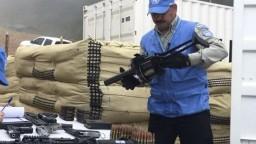 Povstalci v Kolumbii plnia mierovú dohodu, vzdali sa veľkej časti zbraní