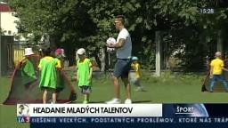 Futbalový zväz hľadá mladé talenty, pomôcť môže nový projekt