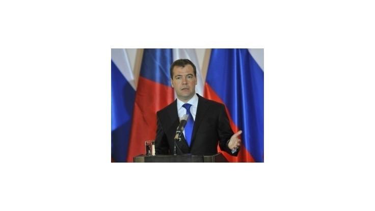 Rusko má nový zákon o politických stranách