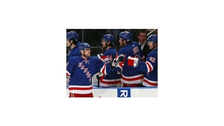 NY Rangers víťazom Východnej konferencie, Gáborík 1+1