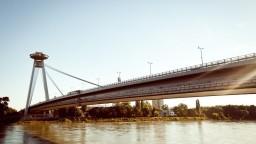Most SNP sa dočká rekonštrukcie, tá bude trvať celé prázdniny