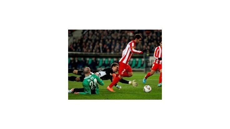 EL: Do semifinále všetky tri španielske kluby, Sporting nad sily Charkova