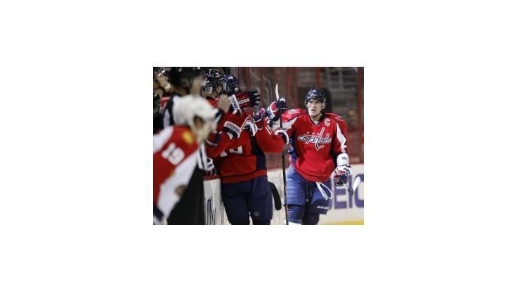 Postup do play off NHL pre získala Florida a Washington