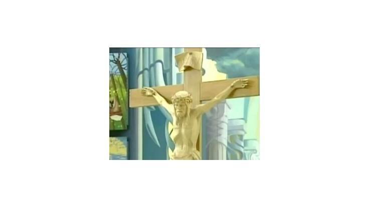Kresťania si pripomínajú ukrižovanie Krista