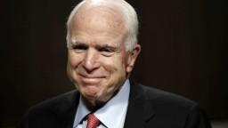 Senátorovi McCainovi diagnostikovali agresívny typ rakoviny