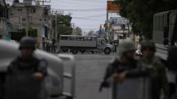 Mexické námorníctvo v prestrelke zasiahlo proti drogovým dílerom