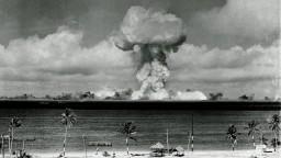 Bomby premenili raj na nukleárnu pustatinu, príroda však ukázala silu