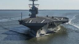 Armádu USA posilnila najdrahšia a najmodernejšia lietadlová loď