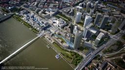V Bratislave má pribudnúť ďalší most, investor žiada o špeciálny štatút