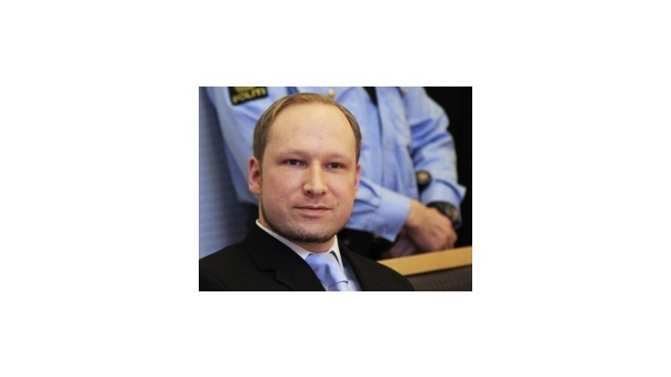Breivik je právne zodpovedný za svoje činy