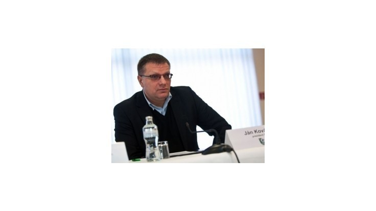Šéf SFZ Kováčik: Griga a Hipp sú rovnocenní kandidáti