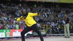 Fenomenálny Bolt sa rozlúčil s fanúšikmi typickou pózou