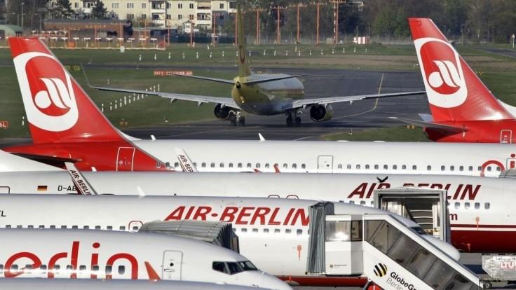 Air Berlin rokujú s leteckými firmami, ktoré majú odkúpiť časť ich majetku