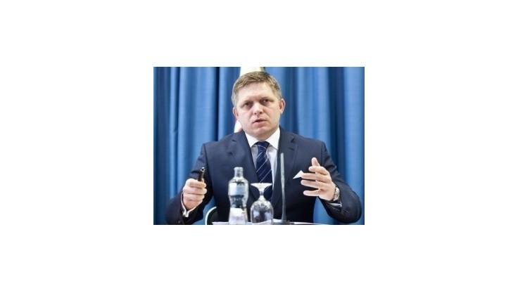 Fico: Vláda chce obnoviť priateľské vzťahy s Ruskom