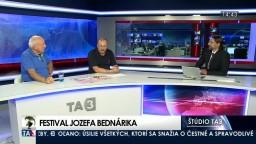 HOSTIA V ŠTÚDIU: J. Kubiš a F. Slováček o Festivale Jozefa Bednárika