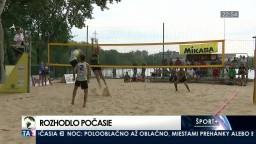 Majstrovstvá Slovenska v plážovom volejbale už majú svojich vížazov