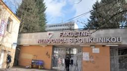 Fakultná nemocnica poskytne pacientom štvorhodinové parkovanie zadarmo