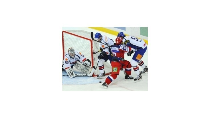 Slováci prehrali v Jaroslavli s Ruskom po samostatných nájazdoch