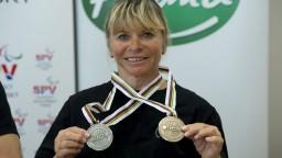 Paracyklisti bilancujú úspešné MS, vybojovali tri medaily