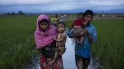 Väčšinu obetí mjanmarských násilností tvoria Rohingovia