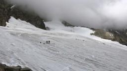 Obyvateľov obcí pod Alpami ohrozuje masívny ľadovec