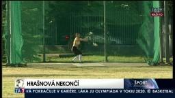 Rozhovor s M. Hrašnovou o pokračovaní v športovej kariére