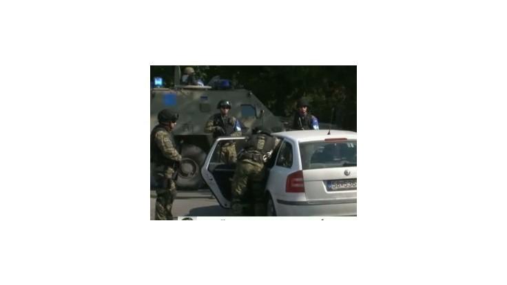 Vo vojenskom obvode Lešť sa konalo cvičenie vojenskej polície