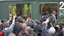Vybudovali železnicu na želanie Orbána? Europoslanci ju boli skontrolovať