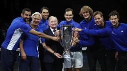 Tím Európy zdolal zvyšok sveta a vyhral Laver cup