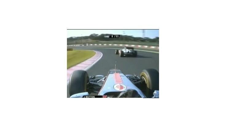 Vettel obhájil titul, v Japonsku triumf Buttona