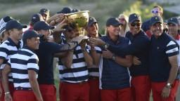 Americkí golfisti zodvihli siedmy raz po sebe Prezidentský pohár