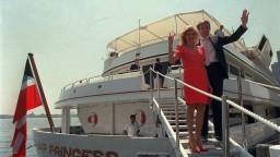 Trumpova exmanželka sa pasovala za prvú dámu, Melania zúri