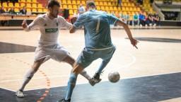 V prvom zápase futsalovej Ligy majstrov Slovan rozprášil Poliakov