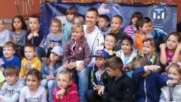 Pre deti v predškolskom a mladšom školskom veku je najideálnejšia všeobecná športová príprava, hovorí úspešný olympionik Matej Tóth