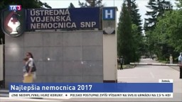 Ružomberská vojenská nemocnica patrí medzi najlepšie, zhodli sa odborníci