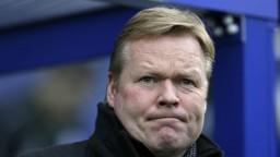 FC Everton prepustil Koemana, definitívnu bodku urobila domáca prehra