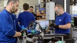 Slovenskej ekonomike sa darí, nálada v priemysle je lepšia