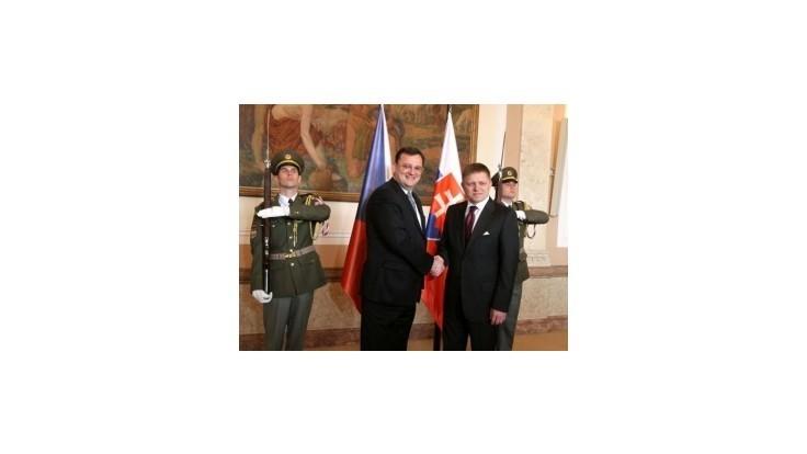 Premiér Fico by chcel spoločné rokovanie s českým kabinetom