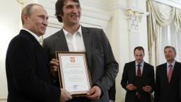 Ovečkin založil Putin tím, ktorý má reprezentovať silné Rusko