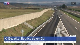 Diaľničná spoločnosť dokončila stavbu kritickej križovatky na R1