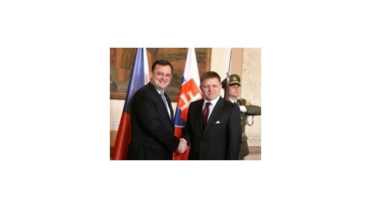 Fico: Slovensko bude súčinné pri možnom vstupe českého investora EPH do SPP
