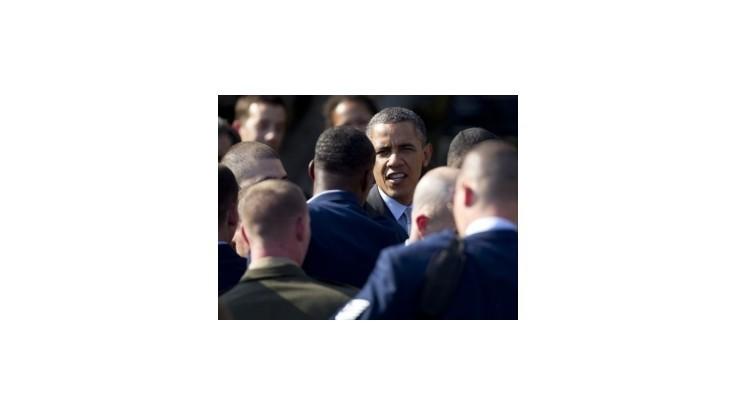 Obama získal na kampaň viac ako päťdesiat miliónov dolárov