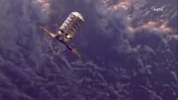 Modul Cygnius priniesol astronautom vybavenie aj darčeky