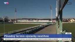 Termín dokončenia nového štadiónu v Prešove sa posunul na rok 2019