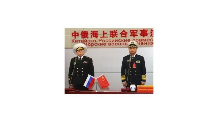 Rusko a Čína opäť spolupracujú na spoločnom výcviku svojich vojsk