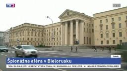 Kyjev po obvinení KGB vyhostil bieloruského diplomata