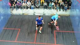 V bratislavskej Dúbravke sa koná jubilejné squashové podujatie