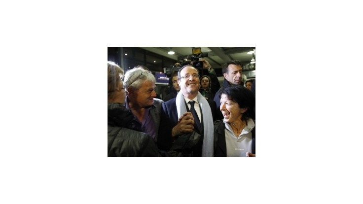 Prvé kolo francúzskych volieb patrilo Hollandemu