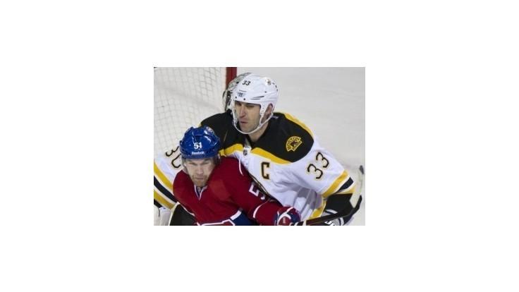 NHL: Boston odvrátil hrozbu vyradenia, Vancouver skončil